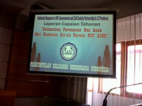 Meeting Koordinasi Stake Holder Pencegahan dan Penanggulangan HIV AIDS (Dok:BNNK Garut)